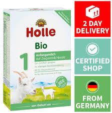 holle organic goat milk formula 1