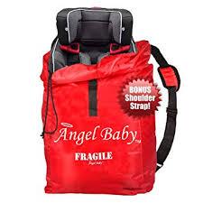 angel baby car seat travel bag