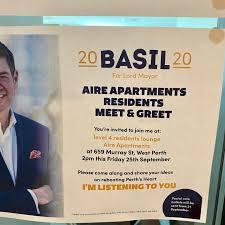 Basil Zempilas for Perth Lord Mayor ...