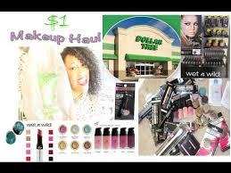 dollar tree makeup haul june 2016 wet