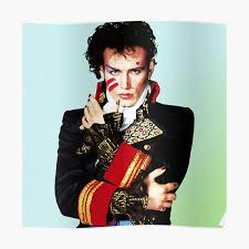 Adam Ant Posters | Redbubble