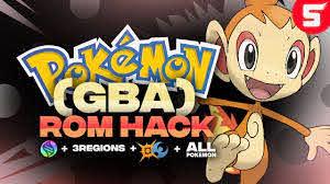 Pokemon GBA Rom Hack With Mega Evolution, Gen 7, All Pokemon & 3 ...