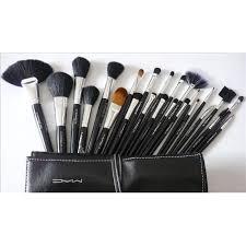 mac 24 pcs cosmetic brush set in