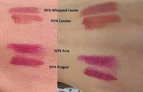 nyx professional makeup soft matte lip