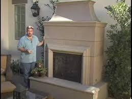 precast outdoor fireplaces