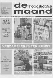 November 2003 De Hoogstraatse Maand By De Hoogstraatse Maand