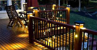 Light Your Deck Like A Pro 6 Tips Ideas Cape Reed