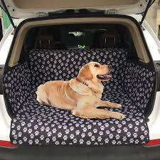 sofo pet dog travel waterproof car mat
