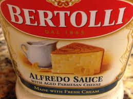 aged parmesan cheese alfredo sauce