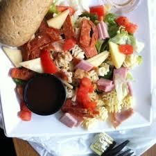 tivoli salad w low fat balsamic