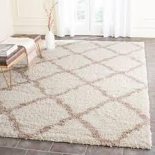 lapidge geometric ivory beige area rug