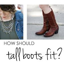 reader request the tall boot dilemma