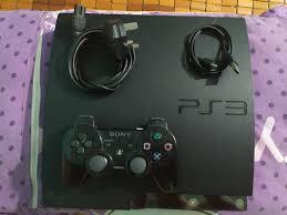 Máy chơi game Sony PS3 2112A đã hack full - 2.750.000đ