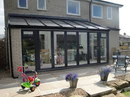 glass house roofing options