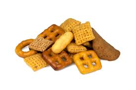 chex mix trail mix snacks nuts