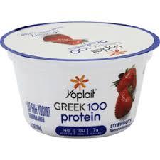 yoplait greek 100 protein yogurt fat