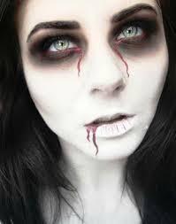 scary halloween makeup ideas for women