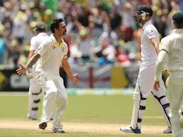 Ashes 2015: Mitchell Johnson accuses Jimmy Anderson of sledging hypocrisy    The Independent
