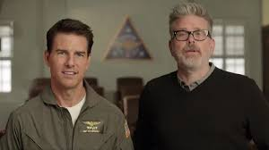 Tom Cruise Takes Time Out From Shooting Top Gun 2 for PSA on Motion  Smoothing