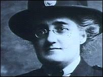 BBC NEWS | UK | England | Lincolnshire | Town remembers first policewoman