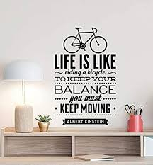 Albert Einstein Quote Playroom Decal Childrens Kids Wall Decal Art Letters Motto Kysun Play Is The