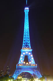 eiffel tower blue iphone wallpaper hd