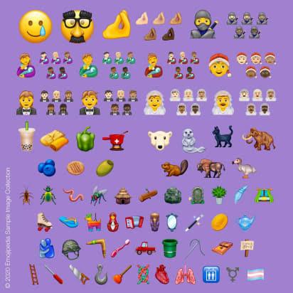 """Resultado de imagem para new emoji"""""""