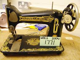 Singer Decal Sets For Domestic Sewing Machines