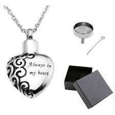 cremation jewelry ashes keepsake