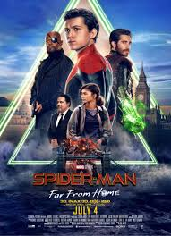 Spider-Man: Far From Home Download Hindi Dubbed Hollywood Movie HD ...