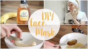 easy diy face mask for oily skin