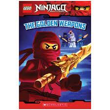 LEGO® Ninjago Readers Book Set