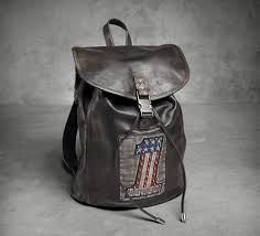 1 patch leather handbag at the official