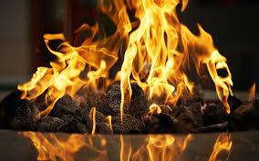 تحميل خلفيات النار النيران الفحم الموقد طفرات من اللهب عريضة