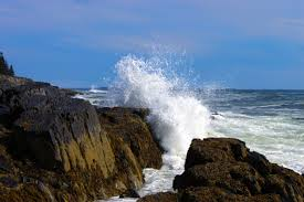 Image result for beach ocean  spray