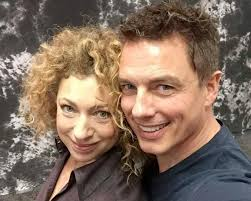 Happy Birthday, Alex Kingston & John Barrowman | Doctor Who TV