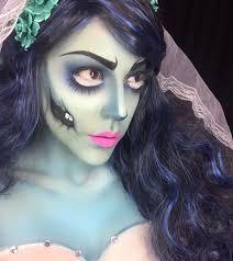 makeup the corpse bride makeup