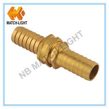 china brass female male threaded hose