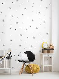 Star Dot Wall Decal Contemporary Wall Decals By Simple Shapes