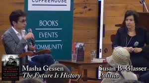 "Masha Gessen, ""The Future Is History"" - YouTube"