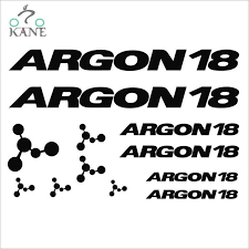 Argon 18 Cycling Mtb Road Racing Bike Frame Stickers Cycling Decoration Bike Reflective Diy Protection Film Vinyls Decals Bicycle Stickers Aliexpress