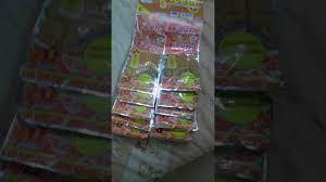 Oder bánh kẹo Thái Lan ( Xem kĩ phần mô tả ) - YouTube