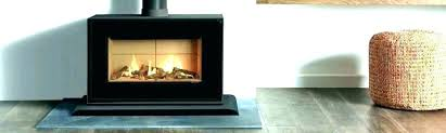 direct vent modern fireplace