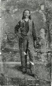 JAMES BUTLER HICKOK Born May 27, 1837 - Troy Grove, Illinois Died August 2,  1876 - Deadwood Wild Bill Hickok James Butler Hickok, who became known… |  Heroe, India