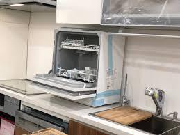 Đánh giá sản phẩm: máy rửa bát Panasonic NP-TH2
