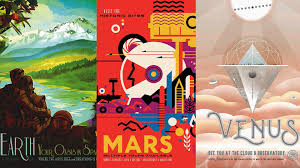 science fiction e nasa
