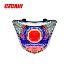 Xe máy Đèn pha đổi ĐÈN LED đội đầu đèn pha đèn trước dành cho XE YAMAHA  LC135 YAMAHA JUPITER MX|
