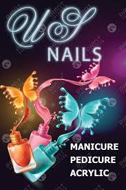Nwd 16 Nails Salon Printing For Nails Salon