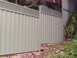 Colorbond Fence Louvre Height Extension Panel 300mm H Building Materials Gumtree Australia Blacktown Area Blacktown 1103304523