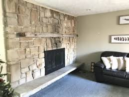 rustic fireplace beam mantel coventry